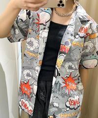 BANG柄シャツ(NO.323)