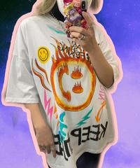ニコちゃんTシャツ(NO.4666)