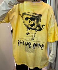 スポンジボブ🧽半袖Tシャツ(NO.3814)