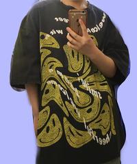 マーブルニコちゃんTシャツ(NO.4707)