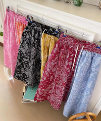 bandanna skirt/3 color