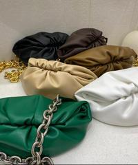 牛革sling bag/6色