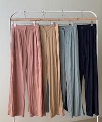 color summer cool pants/4 color