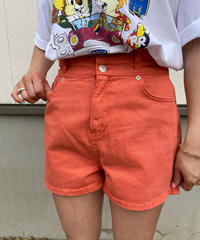 pop denim short pants