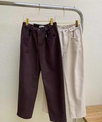 起毛handsome pants