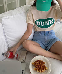 DUNK TEE/2 color