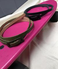 leather ベルト