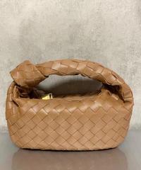 mesh BV  bag《ベージュ》