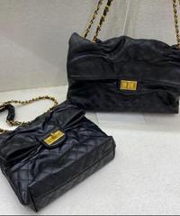 ラムスキンchain bag (小)