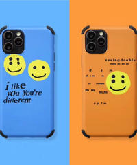 smile iPhone case《11prp ・11pro max》