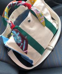 mulch colorキャンバストートbag  ▫️マルチcolor▫️
