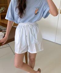 nylon short pants/3 color