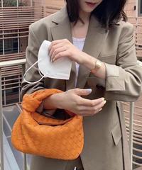 mesh BV bag《オレンジ》