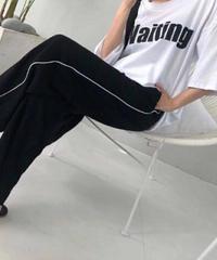C/L fabric line pants