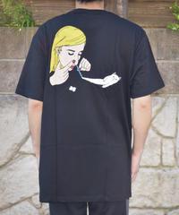 RIPNDIP Coco Nermal  猫プリントロゴTシャツ
