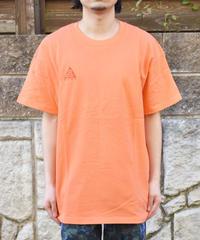 NIKE ACG  LOGO TEE 胸刺繍ロゴTシャツ Turf Orange&Habanero Red