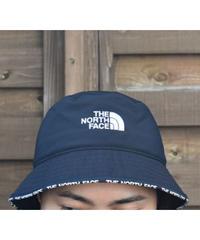 THE NORTH FACE  ナイロン ロゴバケットハット HAT BLACK