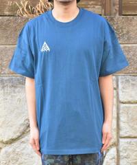 NIKE ACG  LOGO TEE 胸刺繍ロゴTシャツ Blue Force&Barely Volt