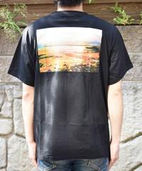 F.O.G ESSENTIALS BOXY PHOTO BLACK 風景Tシャツ