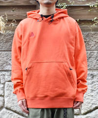 NIKE ACG  LOGO  胸刺繍ロゴフーディー プルオーバーパーカー ORANGE