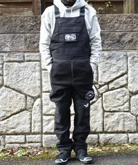 海外限定【 THE NORTH FACE 】 7 SUMMITS 95 Himalayan Fleece Suit オーバーオール BLACK