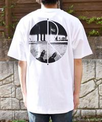 Polar Skate Co ポーラー Happy Sad Fill  ロゴTシャツ