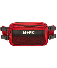 M+RC NOIR DOWN TOWN BAG サコッシュ ボディバッグ  RED
