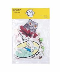 ★RIPNDIP Summer 18 Sticker Pack ステッカー 5枚入り