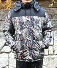 RIPNDIP Nerm & Jerm Tree Camo Puffer Jacket ツリー柄 猫 ダウンジャケット