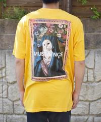 RIPNDIP 額縁猫プリント MOTHER Tシャツ