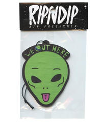 RIPNDIP WE OUT HERE エイリアン 宇宙人 AIR FRESHENER