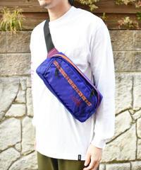 海外限定【 THE NORTH FACE 】 '94  RAGE  Em - S bag in blue 幾何学柄  ショルダーバッグ