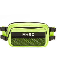 M+RC NOIR DOWN TOWN BAG サコッシュ ボディバッグ  NEON YELLOW
