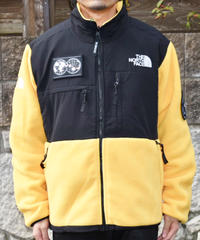 海外限定【 THE NORTH FACE 】 7 SUMMITS 95 RETRO DENALI JACKET   YELLOW