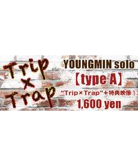 """③―ミュージックカード― 【Youngmin-type A】ヨンミン(ソロ)""""Trip × Trap""""+特典映像②"""