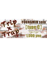 """⑤―ミュージックカード― 【Youngmin-type C】ヨンミン(ソロ)""""Trip × Trap"""""""