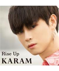 KARAM 1stソロ  Single 「Rise Up」通常盤