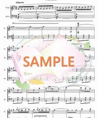 FD026 乾杯の歌「椿姫」より/ヴェルディ(フルートとチェロの二重奏)