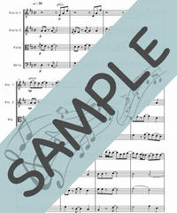 SJ-SQ007-01 ひまわりの約束/秦 基博:弦楽四重奏(String quartet)