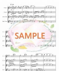 FQG006 世界の車窓から/溝口肇:フルート四重奏(2Flutes,Alto-Flute,Bass-Flute)