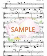 FD021~FD025 クラシック名曲5曲セット:フルート&クラリネット