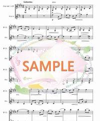 ED002 愛の挨拶/エルガー:クラリネット&バイオリン