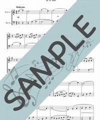 SP-VC009-01 ジュ・トゥ・ヴ/サティ:弦楽二重奏(バイオリン&チェロ)