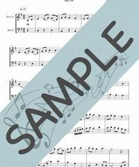 SP-VC010-01 ジュピター「惑星」より/ホルスト:弦楽二重奏(バイオリン&チェロ)