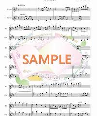 FD039 ホール・ニュー・ワールド/アラン・メンケン:フルート&バイオリン