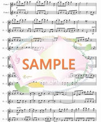FD003 et It Go~ありのままで「アナと雪の女王」: クリスティン・アンダーソン・ロペス /ロバート・ロペス(フルート二重奏)
