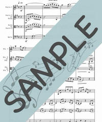 SJ-ST001-01 川の流れのように/見岳章:弦楽三重奏(バイオリン&バイオリンorビオラ&チェロ)