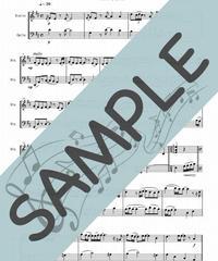 SJ-VC005-01 ひまわりの約束/秦 基博:弦楽二重奏(バイオリン&チェロ)