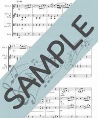SP-ST004-01 アリオーソ/J.S.バッハ:弦楽三重奏(バイオリン&バイオリンorビオラ&チェロ)