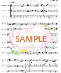 CT003 四季より「春」/ヴィヴァルディ:クラリネット三重奏